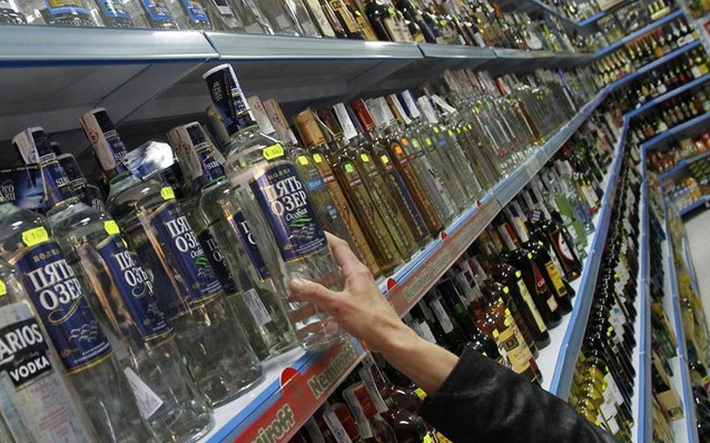 Alcohol poisoning kills 26 in Russia